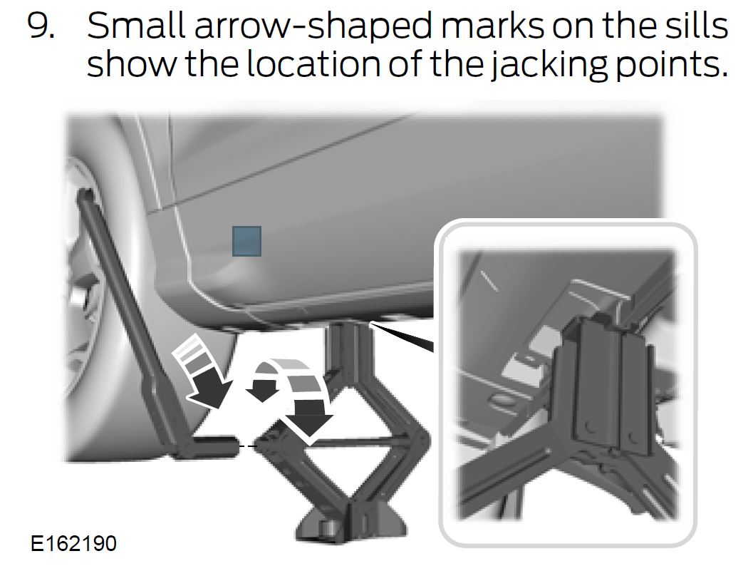 Floor Jack Lifting Points With Jack Stands Page 3 2013 Ford Escape Forum
