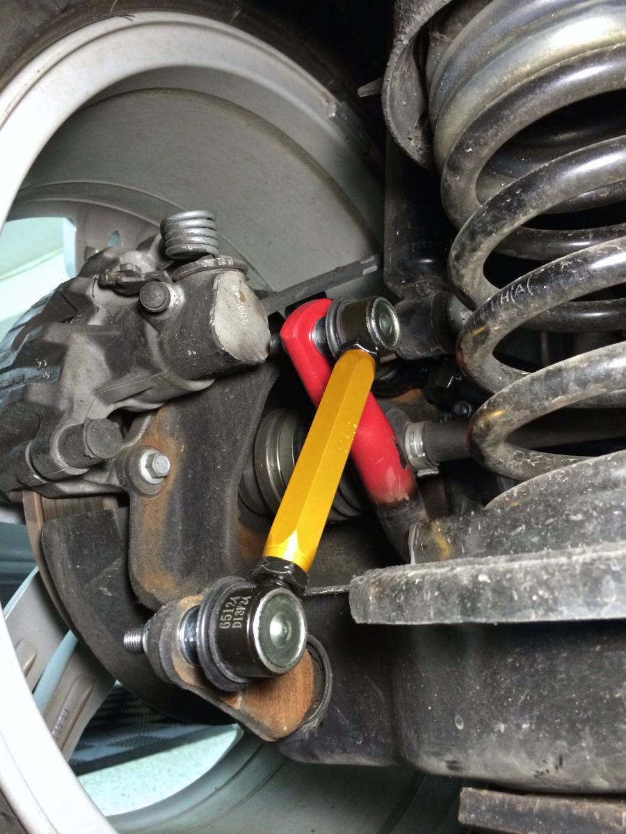 Suspension Stabilizer Bar Link Rear SUSPENSIA X15SL0477 fits 13-18 Ford Escape
