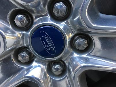 Lug Nut Caps 2013 Ford Escape Forum