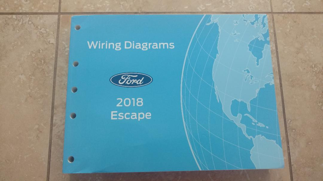 Wiring Diagram Manual 2013 Ford Escape Forum