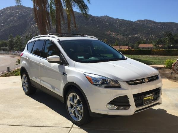Showcase cover image for jabroni619's 2016 Ford Escape 2.0 AWD