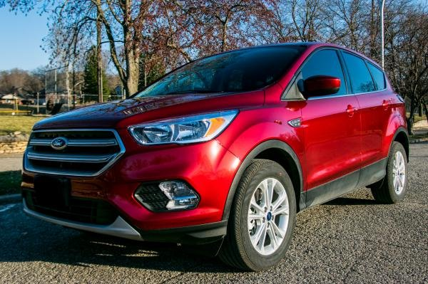 Showcase cover image for Jim Boyles's 2017 Ford Escape