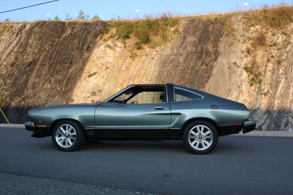 Showcase cover image for Mustang II