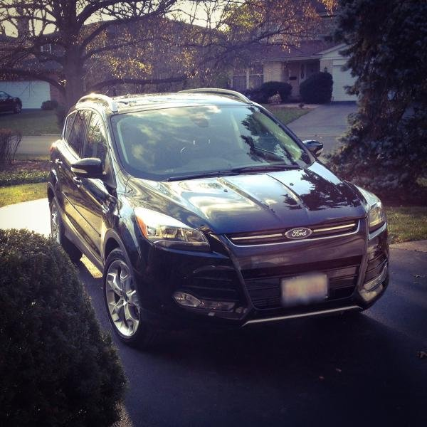 Showcase cover image for weberupp's 2013 Ford Escape
