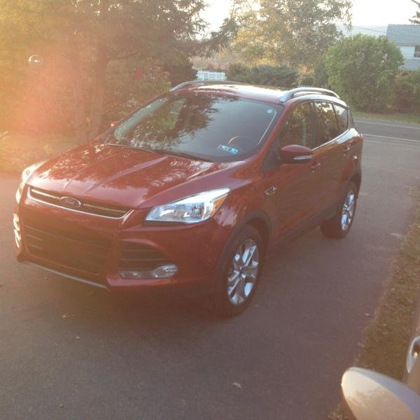 Showcase cover image for ZincPlated's 2014 Ford Escape