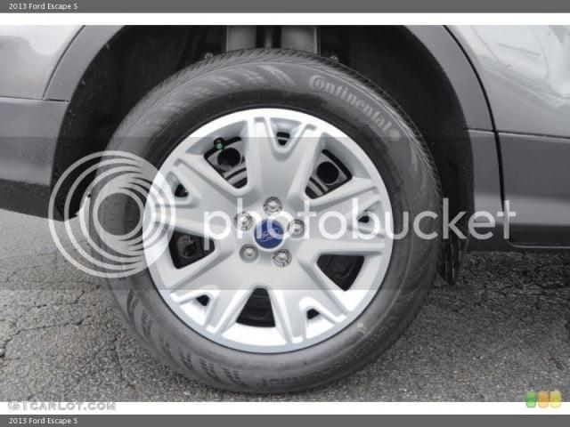 2014 Ford Escape Tires >> Wheel Master Thread 2013 Ford Escape Forum