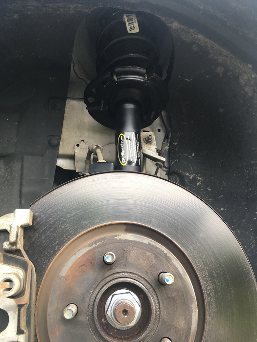 Monroe OEM replacement shocks & struts review | 2013+ Ford