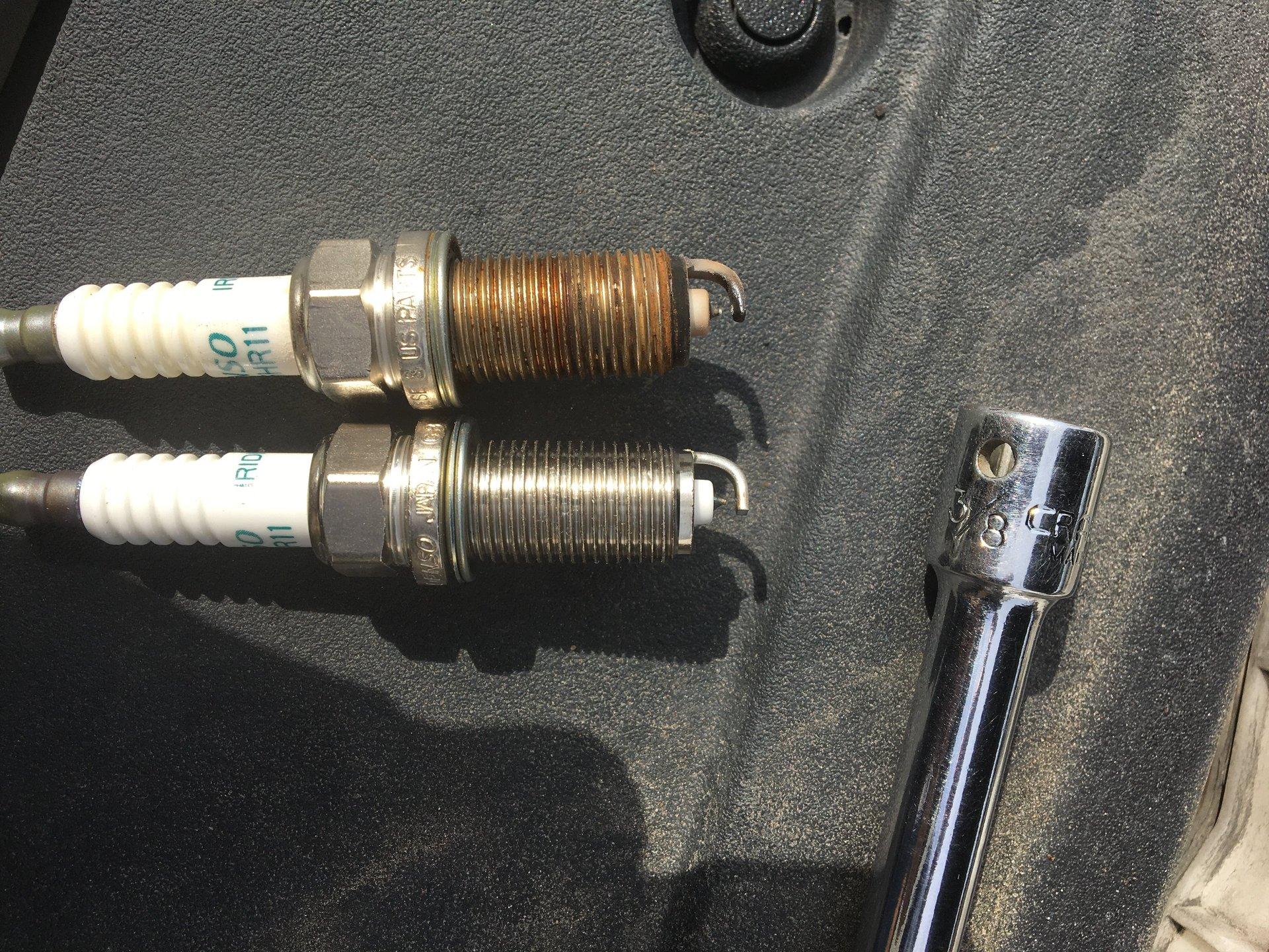 Iridium Spark Plugs At 149 000 Miles